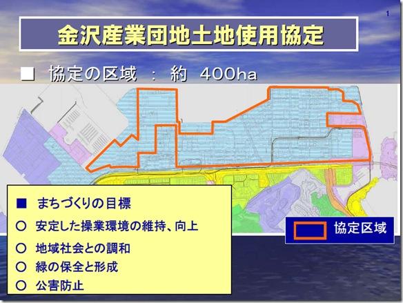 土地使用協定について(1)